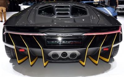 Design Analysis - 2017 Lamborghini CENTENARIO 3