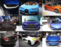 Geneva 2016 – Showfloor Mega Gallery – Part Three