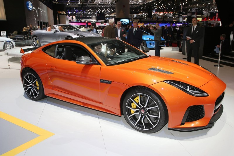Geneva 2016 – Showfloor Mega Gallery – Part Three 34