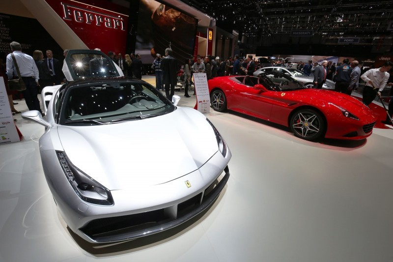Geneva 2016 – Showfloor Mega Gallery – Part Three 87