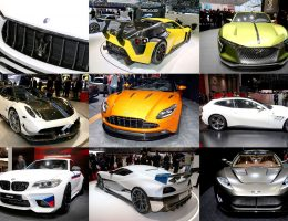 Geneva 2016 – Showfloor Mega Gallery – Part Two