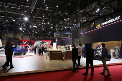 Geneva 2016 – Showfloor Mega Gallery – Part Two 21