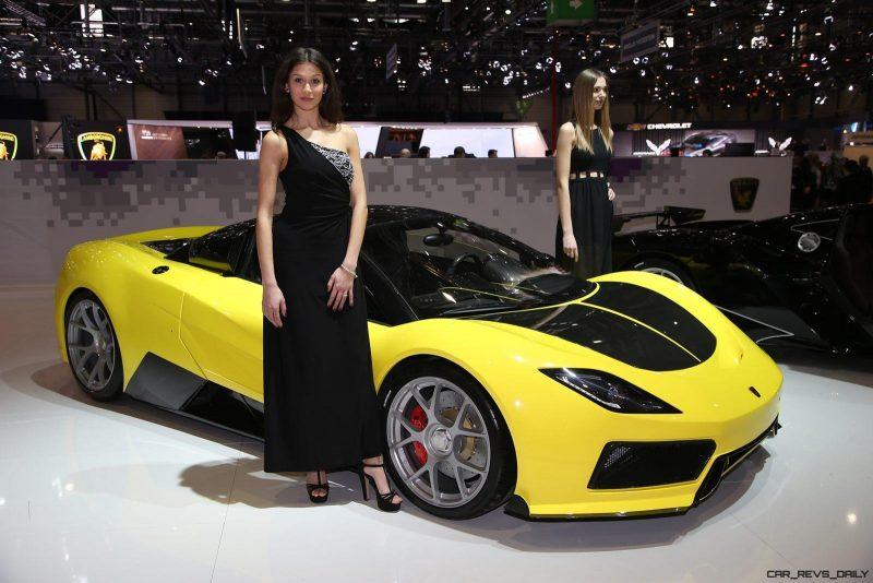 Geneva Auto Show 2016 - Mega Gallery 141