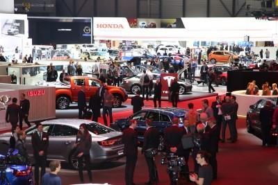 Geneva Auto Show 2016 - Mega Gallery 2
