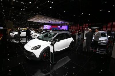 Geneva Auto Show 2016 - Mega Gallery 276