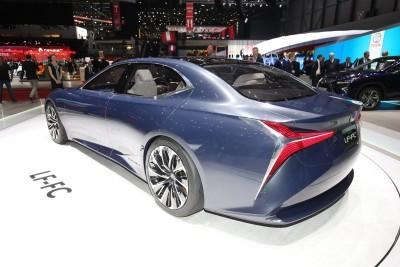 Geneva Auto Show 2016 - Mega Gallery 296