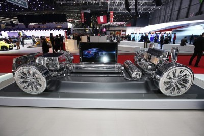 Geneva Auto Show 2016 - Mega Gallery 297