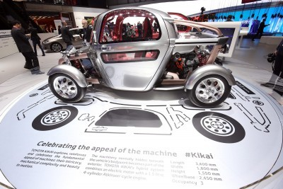 Geneva Auto Show 2016 - Mega Gallery 300
