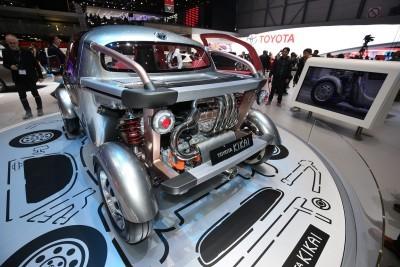 Geneva Auto Show 2016 - Mega Gallery 301