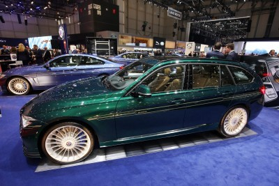 Geneva Auto Show 2016 - Mega Gallery 313