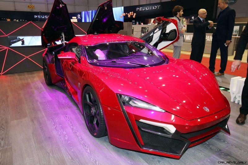 Geneva Auto Show 2016 - Mega Gallery 314