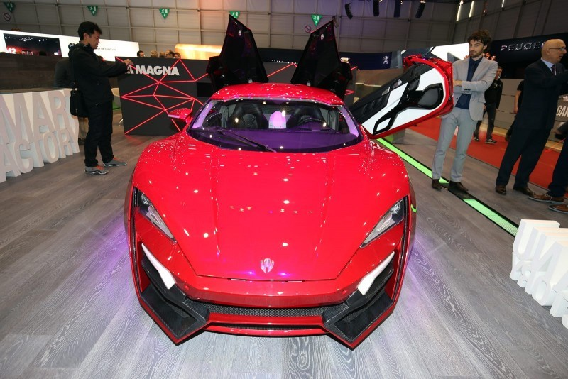Geneva Auto Show 2016 - Mega Gallery 315
