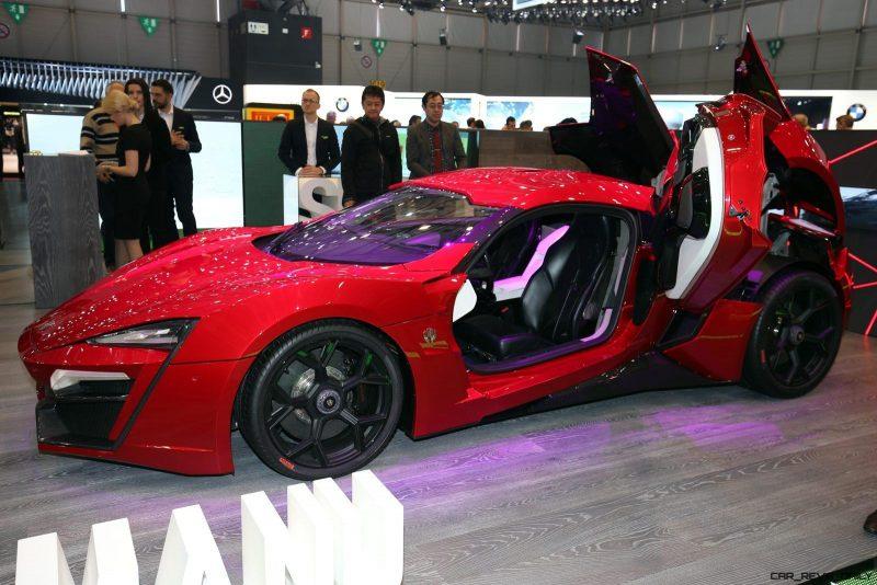 Geneva Auto Show 2016 - Mega Gallery 318