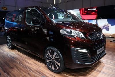 Geneva Auto Show 2016 - Mega Gallery 322