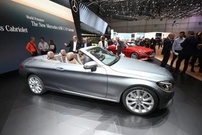 Geneva Auto Show 2016 - Mega Gallery 335