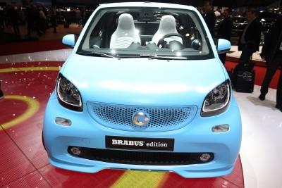 Geneva Auto Show 2016 - Mega Gallery 342