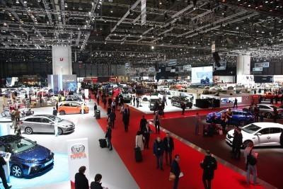 Geneva Auto Show 2016 - Mega Gallery 4