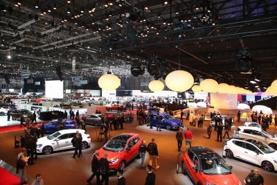 Geneva Auto Show 2016 - Mega Gallery 5