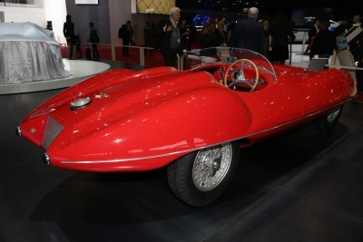 Geneva Auto Show 2016 - Mega Gallery 75
