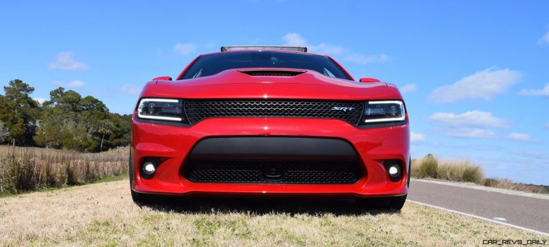 HD Road Test Review - 2016 Dodge Charger SRT392 10