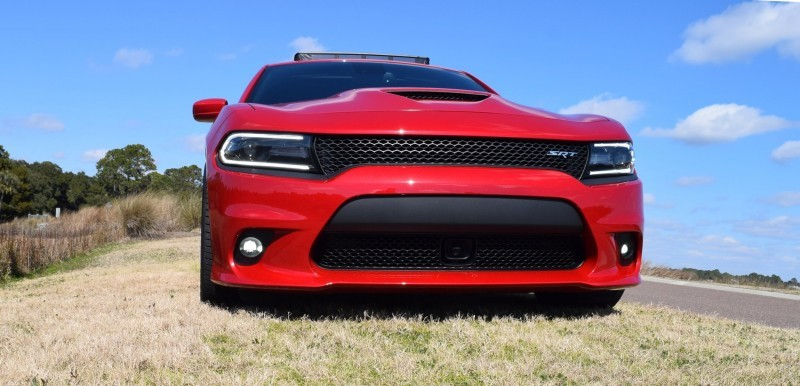 HD Road Test Review - 2016 Dodge Charger SRT392 12