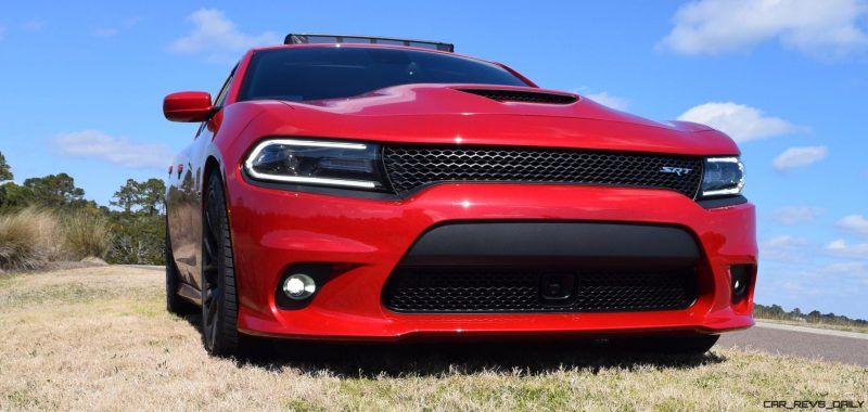 HD Road Test Review - 2016 Dodge Charger SRT392 13
