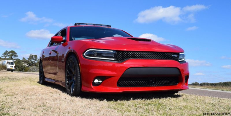 HD Road Test Review - 2016 Dodge Charger SRT392 14