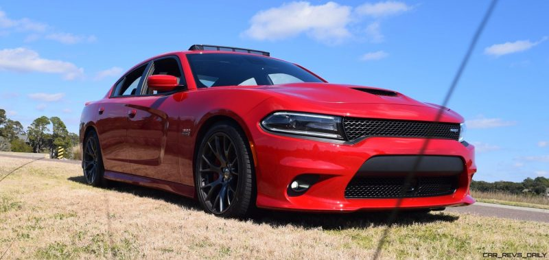 HD Road Test Review - 2016 Dodge Charger SRT392 15