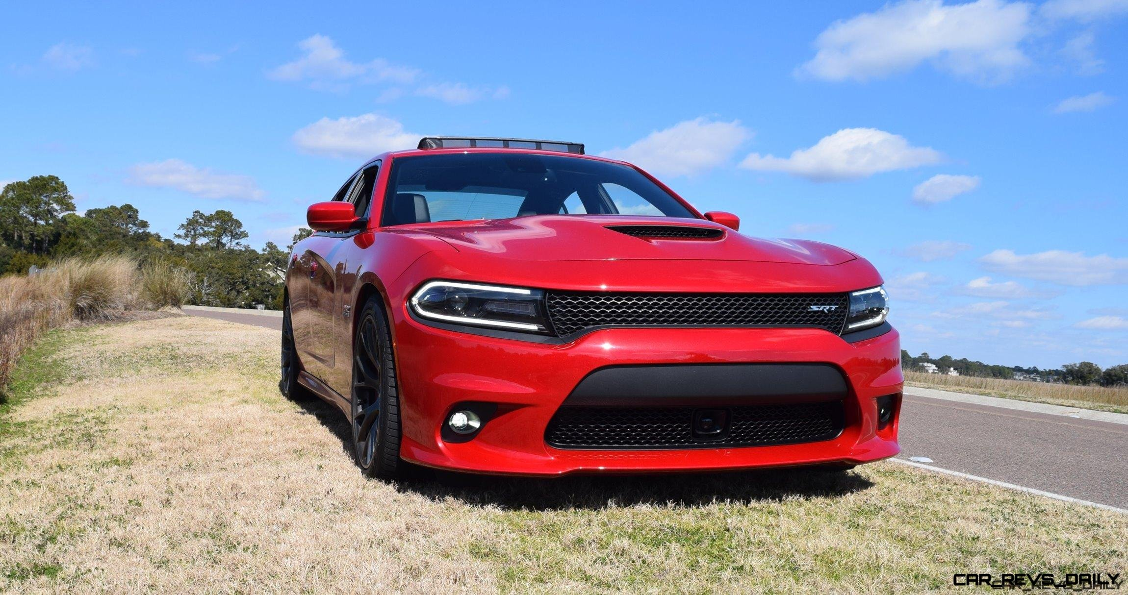 Hd Road Test Review 2016 Dodge Charger Srt392 16