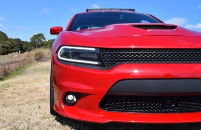 HD Road Test Review - 2016 Dodge Charger SRT392 18