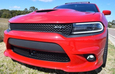 HD Road Test Review - 2016 Dodge Charger SRT392 20