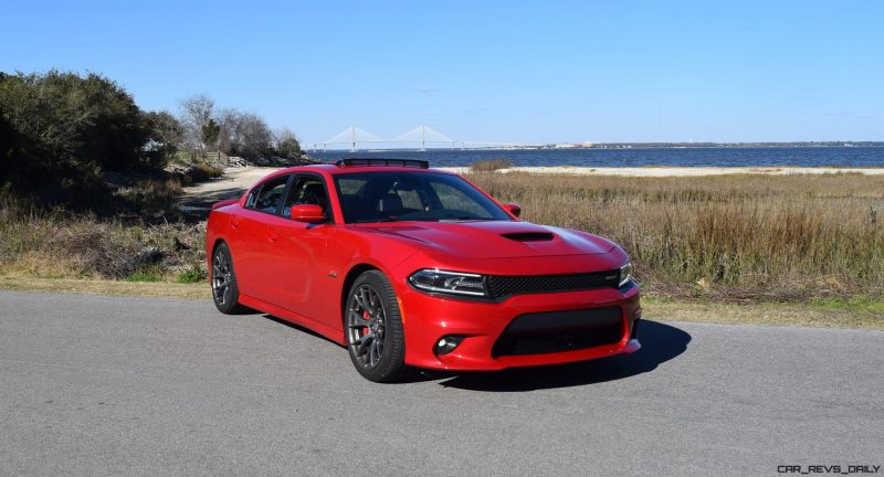 HD Road Test Review - 2016 Dodge Charger SRT392 22