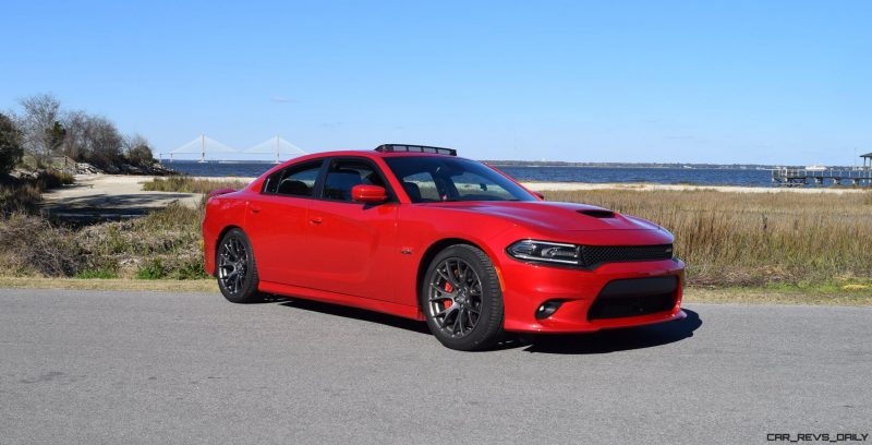 HD Road Test Review - 2016 Dodge Charger SRT392 23