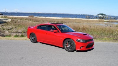 HD Road Test Review - 2016 Dodge Charger SRT392 24