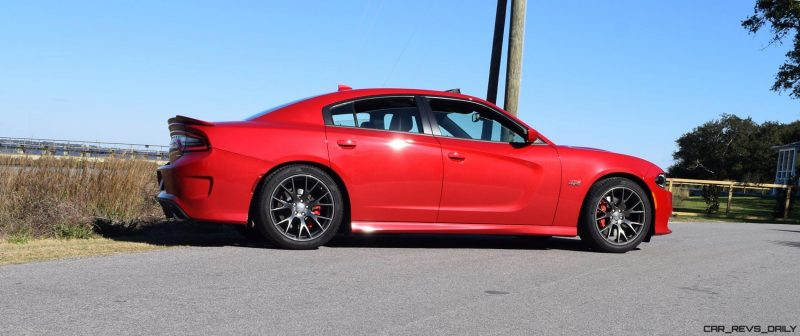 HD Road Test Review - 2016 Dodge Charger SRT392 27