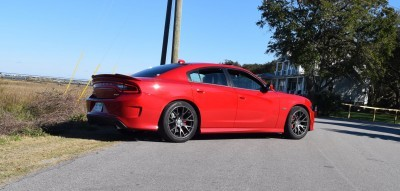 HD Road Test Review - 2016 Dodge Charger SRT392 28