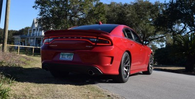 HD Road Test Review - 2016 Dodge Charger SRT392 29