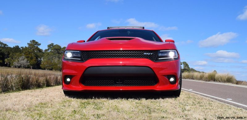 HD Road Test Review - 2016 Dodge Charger SRT392 3