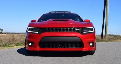 HD Road Test Review - 2016 Dodge Charger SRT392 38