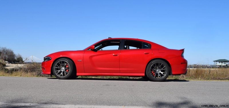 HD Road Test Review - 2016 Dodge Charger SRT392 41