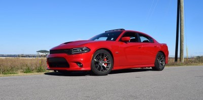HD Road Test Review - 2016 Dodge Charger SRT392 44