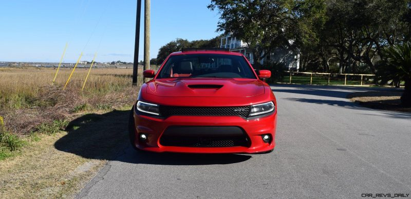 HD Road Test Review - 2016 Dodge Charger SRT392 50