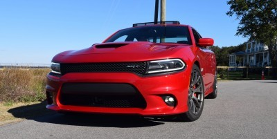 HD Road Test Review - 2016 Dodge Charger SRT392 51