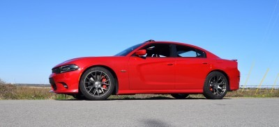 HD Road Test Review - 2016 Dodge Charger SRT392 54