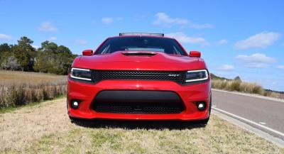 HD Road Test Review - 2016 Dodge Charger SRT392 6
