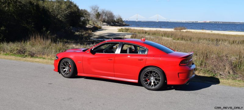 HD Road Test Review - 2016 Dodge Charger SRT392 60
