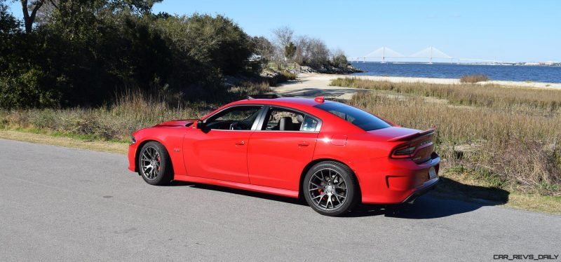 HD Road Test Review - 2016 Dodge Charger SRT392 61