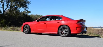 HD Road Test Review - 2016 Dodge Charger SRT392 62