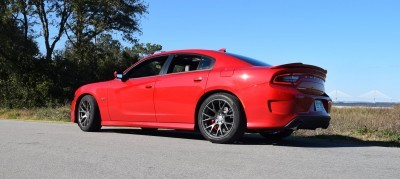 HD Road Test Review - 2016 Dodge Charger SRT392 63