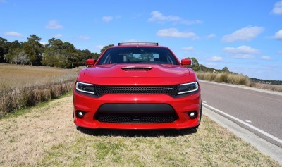 HD Road Test Review - 2016 Dodge Charger SRT392 7